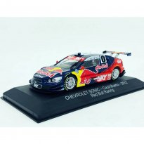 Imagem - Miniatura Carro Chevrolet Sonic - Stock Car - Red Bull Racing (2012) - 1:43 - Ixo