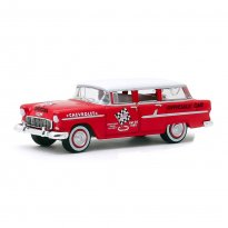 Imagem - Miniatura Carro Chevrolet Two-Ten Townsman (1955) Exclusive - 1:64 - Greenlight