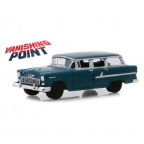 Imagem - Miniatura Carro Chevrolet Two-Ten Townsman (1955) - Vanishing Point - Hollywood - Série 24 - 1:64 - Greenlight