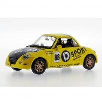Imagem - Miniatura Carro Daihatsu Copen D-Sport - #88 Racing 2002 - 1:43 - J-Collection