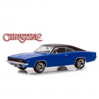 Imagem - Miniatura Carro Dodge Charger (1968) - Christine - Hollywood - 1:64 - Greenlight