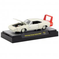 Imagem - Miniatura Carro Dodge Charger Daytona HEMI (1969) - Detroit-Muscle - 1:64 - M2 Machines