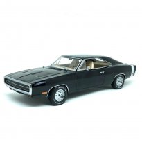 Imagem - Miniatura Carro Dodge Charger (1970) - Supernatural: Join The Hunt - 1:18 - Greenlight