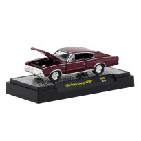Imagem - Miniatura Carro Dodge Charger HEMI (1966) - Detroit-Muscle - 1:64 - M2 Machines