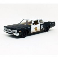 Imagem - Miniatura Carro Dodge Monaco (1974) - The Blues Brothers: Bluesmobile - 1:24 - Greenlight Collectibles