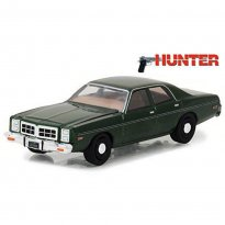 Imagem - Miniatura Carro Dodge Monaco Rick Hunter's (1978) Hunter - Série 18 - Hollywood - 1:64 - Greenlight