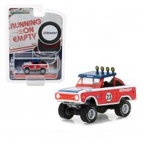 Imagem - Miniatura Carro Ford Baja Bronco (1966) - BFGoodrich - Running On Empty - Série 5 - 1:64 - Greenlight