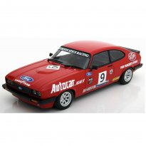 Imagem - Miniatura Carro Ford Capri 3.0 - #9 Gordon Spice Group (1978) - 1:18 - Minichamps