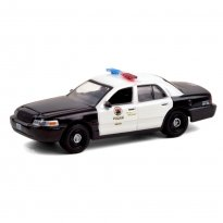 Imagem - Miniatura Carro Ford Crown Victoria (2008) - The Rookie - Series 30 - 1:64 - Greenlight