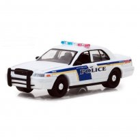 Imagem - Miniatura Carro Ford Crown Victoria Interceptor (2010) - Polícia - Hot Pursuit - Série 28 - 1:64 - Greenlight