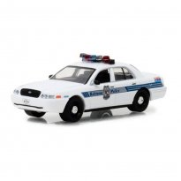 Imagem - Miniatura Carro Ford Crown Victoria Interceptor (2008) - Polícia - Hot Pursuit - Série 27 - 1:64 - Greenlight