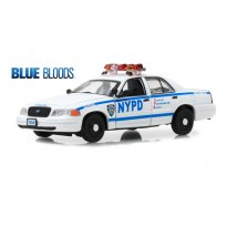 Imagem - Miniatura Carro Ford Crown Victoria Police Interceptor - Blue Bloods - 1:43 - Greenlight Collectibles