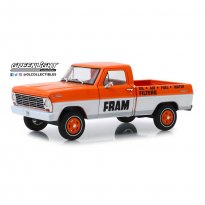 Imagem - Miniatura Picape Ford F-100 (1967) Fram - Running On Empty - 1:24 - Greenlight