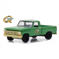 Imagem - Miniatura Picape Ford F-100 (1969) - Quaker State - Running On Empty - Série 5 - 1:64 - Greenlight