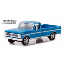 Imagem - Miniatura Picape Ford F-100 (1970) - Exclusive - 1:64 - Greenlight