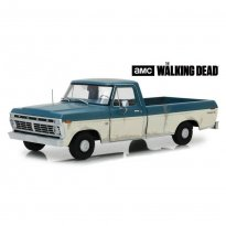 Imagem - Miniatura Carro Ford F-100 (1973) The Walking Dead AMC - 1:18 - Greenlight