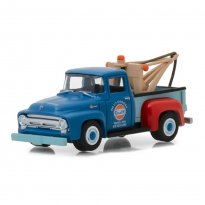 Imagem - Miniatura Picape Ford F-100 Tow Truck (1956) -