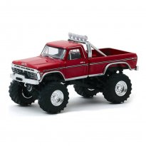 Imagem - Miniatura Carro Ford F-250 (1974) - Godzilla - Kings Of Crunch - Série 6 - 1:64 - Greenlight