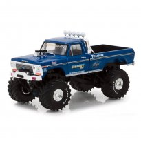 Imagem - Miniatura Carro Ford F-250 Monster Truck (1974) Bigfoot - 1:43 - Greenlight