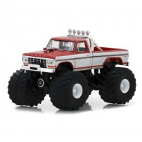 Imagem - Miniatura Carro Ford F-250 (1979) - Kings Of Crunch - 1:64 - Greenlight