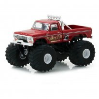 Imagem - Miniatura Carro Ford F-250 (1979) Walkin Tall - Kings Of Crunch - 1:64 - Greenlight