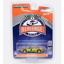 Imagem - Miniatura de Carro Ford GT #5 (2017) - Heritage Racing - 1:64 - Greenlight (Chase)