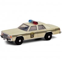 Imagem - Miniatura Carro Ford LTD Crown Victoria (1986) - The X Files - Hollywood - 1:64 - Greenlight