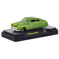 Imagem - Miniatura Carro Ford Mercury Custom (1949) - Auto-Shows - 1:64 - M2 Machines