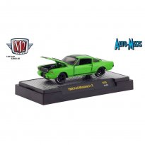 Imagem - Miniatura Carro Ford Mustang 2+2 (1966) - Auto-Meets - 1:64 - M2 Machines