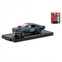 Imagem - Miniatura Carro Ford Mustang Fastback 2+2 289 (1966) - Auto-Drivers - 1:64 - M2 Machines