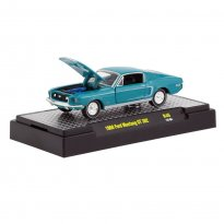 Imagem - Miniatura Carro Ford Mustang GT 302 (1968) - Detroit-Muscle - 1:64 - M2 Machines