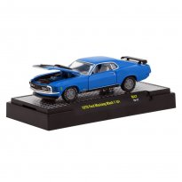 Imagem - Miniatura Carro Ford Mustang Mach 1 351 (1970) - Detroit-Muscle - 1:64 - M2 Machines