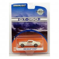 Imagem - Miniatura Carro Ford Shelby Mustang GT350 (1965) - Exclusive - 1:64 - Greenlight
