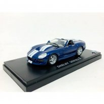 Imagem - Miniatura Carro Shelby Series 1 - Azul - Museum Collection - 1:43 - Kyosho