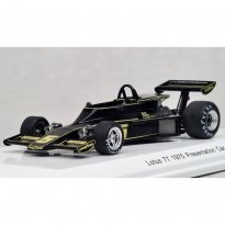 Imagem - Miniatura Fórmula 1 Lotus 77 Presentation Car (1975) - 1:43 - Reve Collection