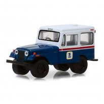 Imagem - Miniatura Carro Jeep DJ-5 (1971) - USPS - Exclusive - 1:64 - Greenlight
