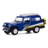 Imagem - Miniatura Carro Jeep Jeepster Commando Off-Road (1967) - GoodYear - Running On Empty - Série 11 - 1:64 - Greenlight