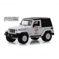 Imagem - Miniatura Carro Jeep Wrangler (2012) - The Busted Knuckle Garage - Série 1 - 1:64 - Greenlight