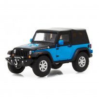 Imagem - Miniatura Carro Jeep Wrangler (2010) - All Terrain - 1:43 - Greenlight