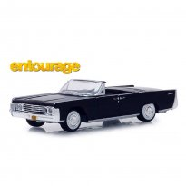 Imagem - Miniatura Carro Lincoln Continental (1965) - Entourage - Hollywood - 1:64 - Greenlight