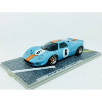 Miniatura Carro Mirage M1 - #6 Winner 1000 km SPA (1967) - 1:43 - Bizarre