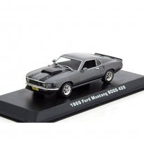 Imagem - Miniatura Carro Ford Mustang Boss 429 (1969) John Wick - Hollywood - 1:43 - Greenlight