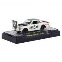 Imagem - Miniatura Carro Nissan Skyline GT-R (1971) - Auto-Shows - 1:64 - M2 Machines