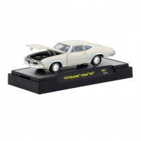 Imagem - Miniatura Carro Oldsmobile Cutlass 442 (1970) - Detroit-Muscle - 1:64 - M2 Machines