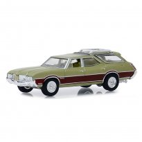 Imagem - Miniatura Carro Oldsmobile Vista Cruiser (1971) - Estate Wagons - Série 4 - 1:64 - Greenlight