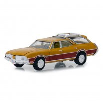 Imagem - Miniatura Carro Oldsmobile Vista Cruiser (1970) - Estate Wagons - Série 3 - 1:64 - Greenlight