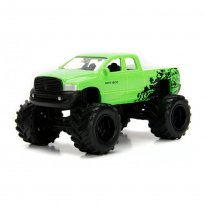 Imagem - Miniatura Picape Dodge Ram 1500 (2003) - Just Trucks - 1:64 - Jada Toys