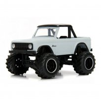 Miniatura Carro Ford Bronco (1973) - Just Trucks - 1:64 - Jada Toys