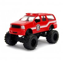 Imagem - Miniatura Picape Ford Excursion (2003) - Just Trucks - 1:64 - Jada Toys