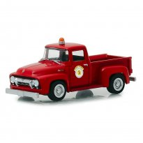 Imagem - Miniatura Picape Ford F-100 (1954) - Public Works - 1:64 - Greenlight Collectibles
